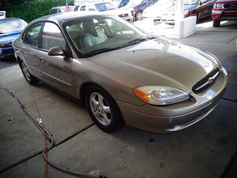 2002 Ford Taurus for sale in Allentown, PA
