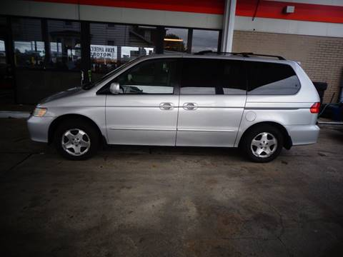 2001 Honda Odyssey for sale in Allentown, PA