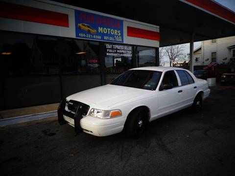 2004 Ford Crown Victoria for sale at Penn American Motors LLC in Allentown PA
