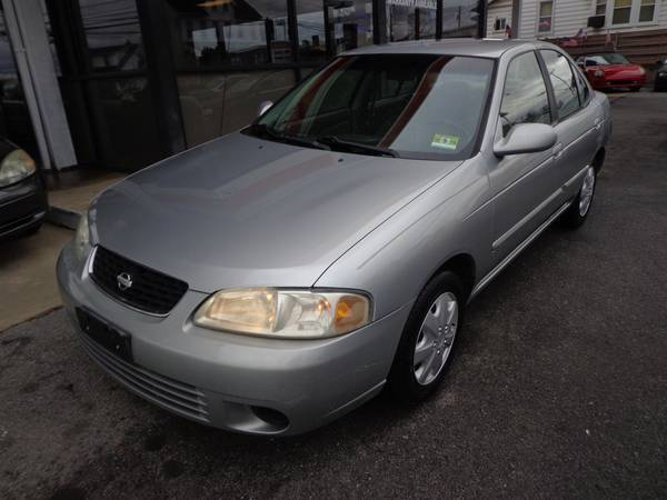 Superior 2002 Nissan Sentra For Sale At Penn American Motors LLC In Allentown PA