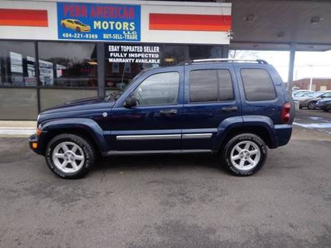 2006 Jeep Liberty for sale in Allentown, PA