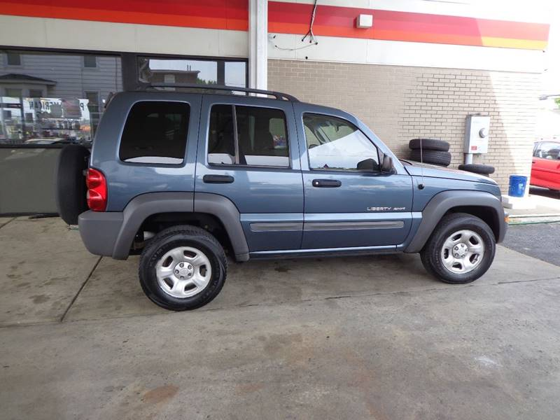 2002 Jeep Liberty For Sale At Penn American Motors LLC In Allentown PA