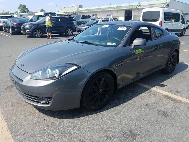 Exceptional 2007 Hyundai Tiburon For Sale At Penn American Motors LLC In Allentown PA