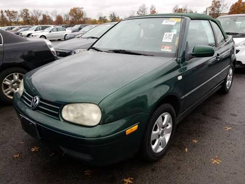 used 2002 volkswagen cabrio for sale - carsforsale®