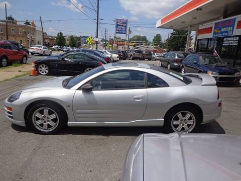2001 Mitsubishi Eclipse for sale in Allentown, PA