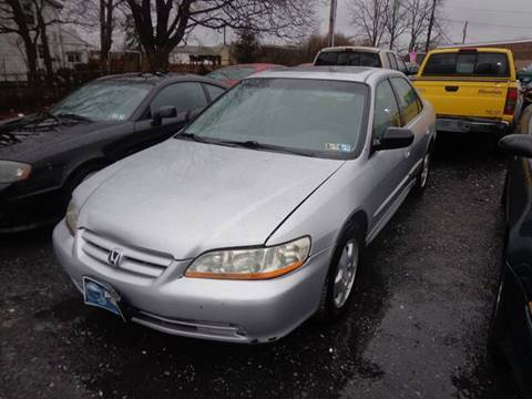 2002 Honda Accord for sale in Allentown, PA