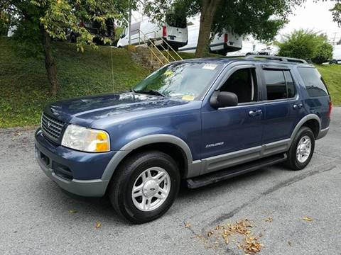 2002 Ford Explorer Eddie Bauer >> 2002 Ford Explorer For Sale In Allentown Pa