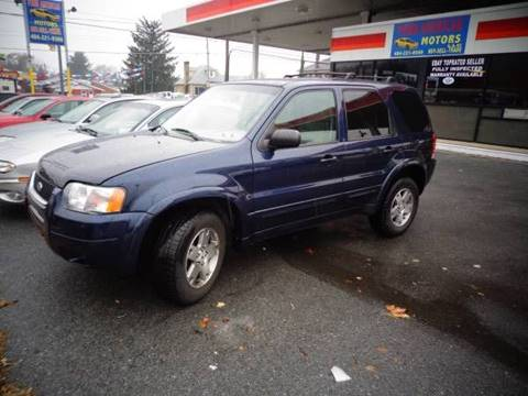 2003 Ford Escape for sale in Allentown, PA
