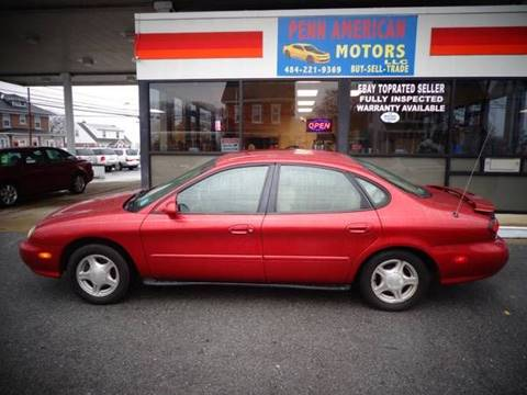1999 Ford Taurus for sale in Allentown, PA