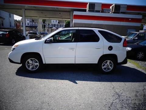 2004 Pontiac Aztek for sale in Allentown, PA