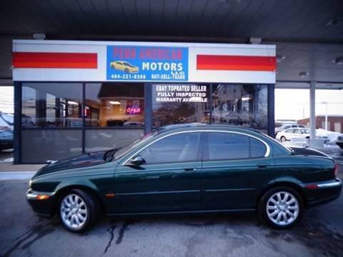 2003 Jaguar X-Type for sale in Allentown, PA