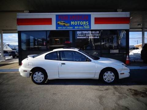 2003 Pontiac Sunfire for sale at Penn American Motors LLC in Allentown PA