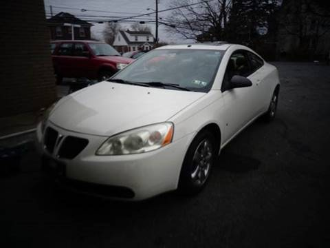 2007 Pontiac G6 for sale at Penn American Motors LLC in Allentown PA