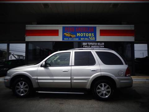 2006 Buick Rainier for sale at Penn American Motors LLC in Allentown PA