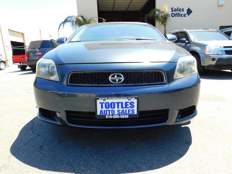 2006 Scion tC for sale at Tootles Auto Sales in Sacramento CA