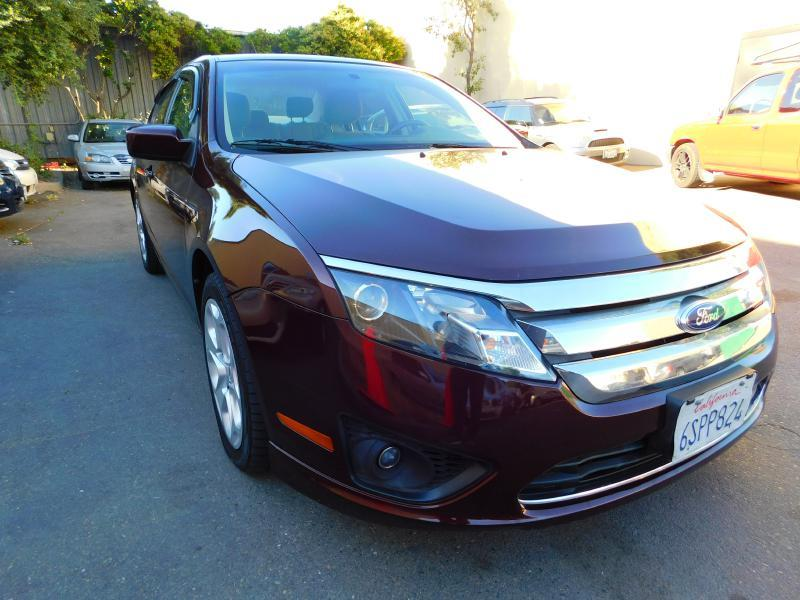 2011 Ford Fusion for sale at Tootles Auto Sales in Sacramento CA