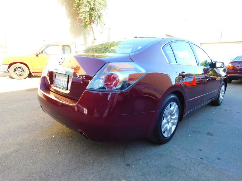 2011 Nissan Altima for sale at Tootles Auto Sales in Sacramento CA