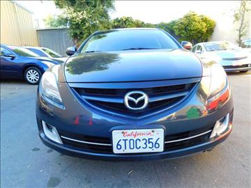 2012 Mazda MAZDA6 for sale at Tootles Auto Sales in Sacramento CA