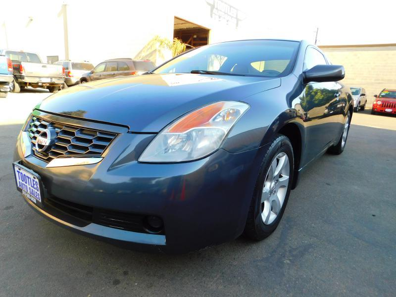 2008 Nissan Altima for sale at Tootles Auto Sales in Sacramento CA