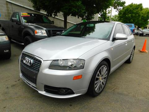 2007 Audi A3 for sale at Tootles Auto Sales in Sacramento CA
