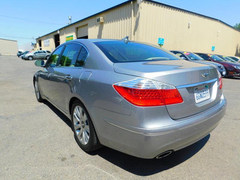 2009 Hyundai Genesis for sale at Tootles Auto Sales in Sacramento CA