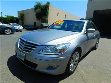 2009 Hyundai Genesis for sale at Tootles Auto Sales in Sacramento CA