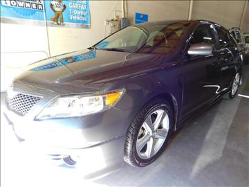2010 Toyota Camry for sale at Tootles Auto Sales in Sacramento CA
