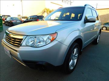 2009 Subaru Forester for sale at Tootles Auto Sales in Sacramento CA