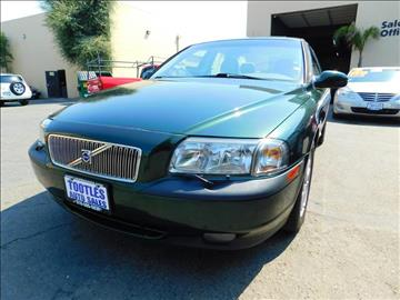 1999 Volvo S80 for sale at Tootles Auto Sales in Sacramento CA