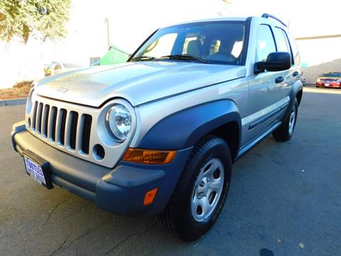 2006 Jeep Liberty for sale at Tootles Auto Sales in Sacramento CA