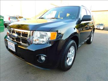 2011 Ford Escape for sale at Tootles Auto Sales in Sacramento CA