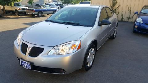 2006 Pontiac G6 for sale at Tootles Auto Sales in Sacramento CA