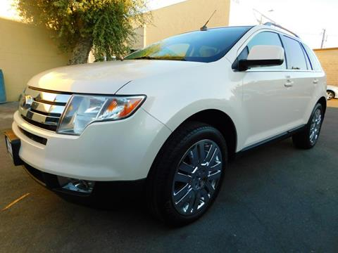 2008 Ford Edge for sale at Tootles Auto Sales in Sacramento CA