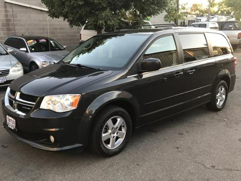 2011 Dodge Grand Caravan for sale at Tootles Auto Sales in Sacramento CA