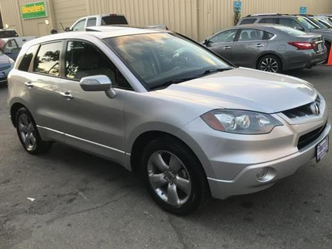 2007 Acura RDX for sale at Tootles Auto Sales in Sacramento CA