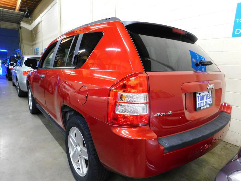 2007 Jeep Compass for sale at Tootles Auto Sales in Sacramento CA