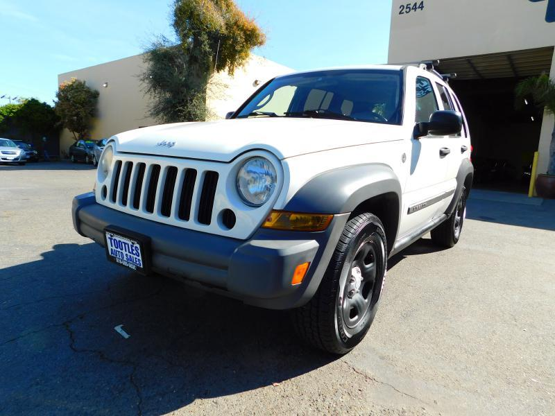 2005 Jeep Liberty for sale at Tootles Auto Sales in Sacramento CA