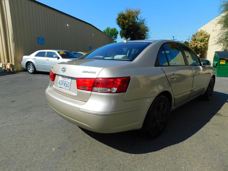 2010 Hyundai Sonata for sale at Tootles Auto Sales in Sacramento CA
