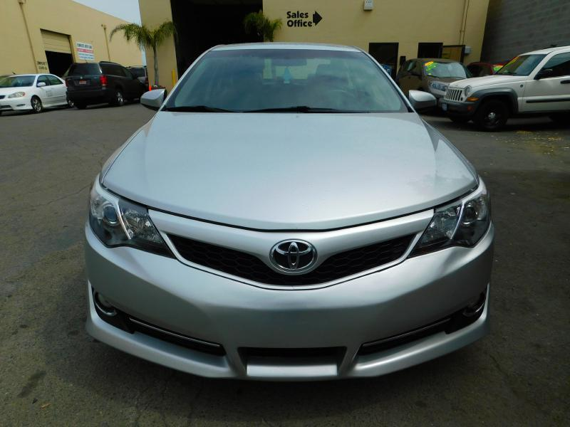 2014 Toyota Camry for sale at Tootles Auto Sales in Sacramento CA