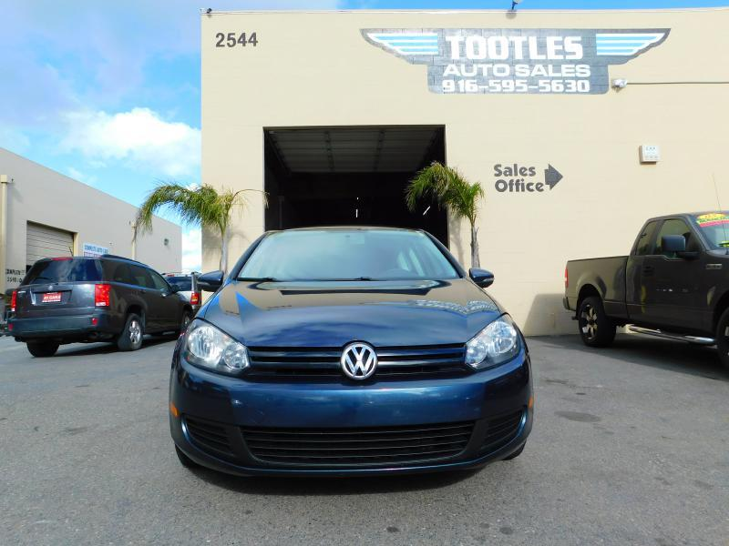 2010 Volkswagen Golf for sale at Tootles Auto Sales in Sacramento CA