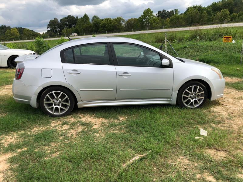 2007 Nissan Sentra SE R Spec V. Check Availability. 2007 Nissan Sentra For  Sale At Wholesale Motorcars In Springdale AR