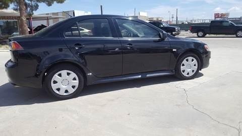 2011 Mitsubishi Lancer for sale in El Paso, TX