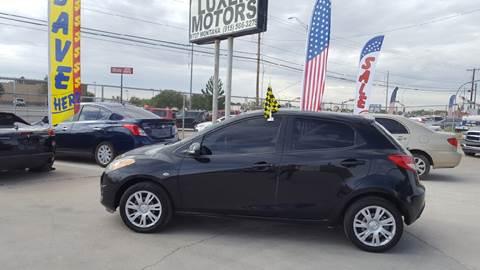 2014 Mazda MAZDA2 for sale in El Paso, TX