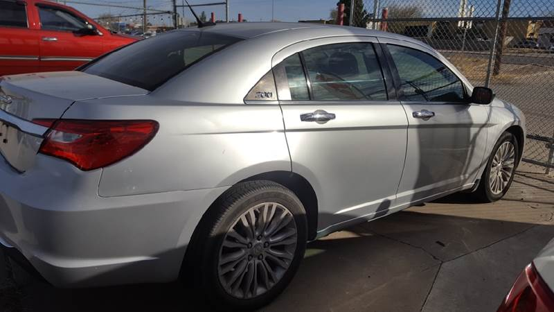 in used el for sale chrysler touring tx truecar paso cars listing