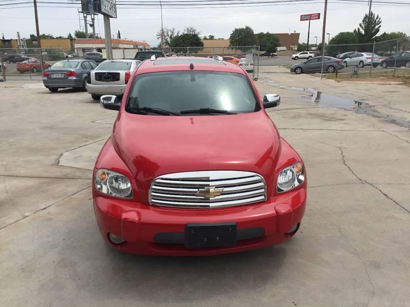 2006 Chevrolet HHR For Sale At LUXER MOTORS In El Paso TX