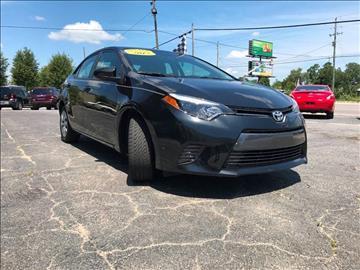 2015 Toyota Corolla for sale in Fort Walton Beach, FL