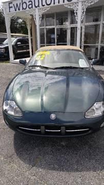 2002 Jaguar XK-Series for sale in Fort Walton Beach, FL