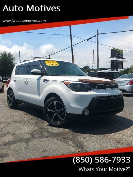 2014 Kia Soul For Sale At Auto Motives In Fort Walton Beach FL