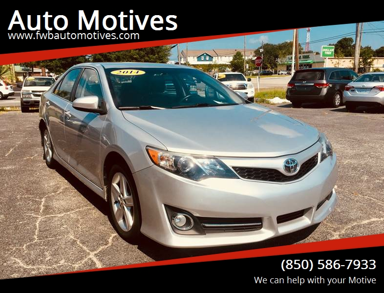 2014 Toyota Camry For Sale At Auto Motives In Fort Walton Beach FL