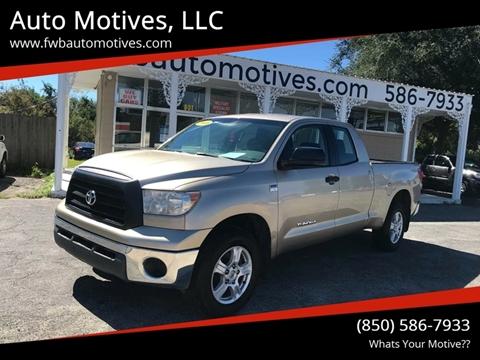 Used Toyota Tundra For Sale In Fort Walton Beach Fl Carsforsale Com